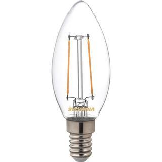 Sylvania 0027181 LED Lamps 2.5W E14 6-pack