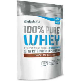 BioTechUSA 100% Pure Whey Cookies & Cream 454g