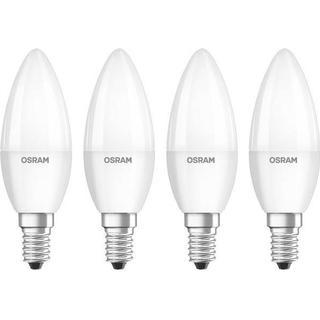 Osram Base CLAS B LED Lamps 5.7W E14 4-pack