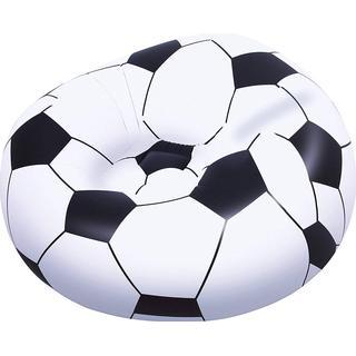 Bestway Uppblåsbar Fotbollsfåtölj