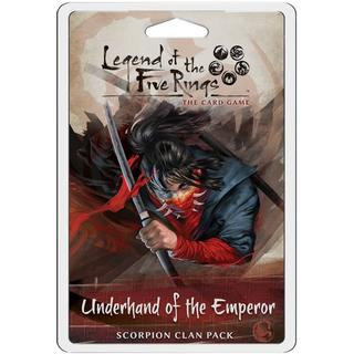 Fantasy Flight Games Legend of the Five Rings: The Card Game Underhand of the Emperor