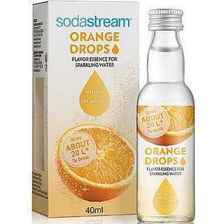 SodaStream Orange Fruit Drops