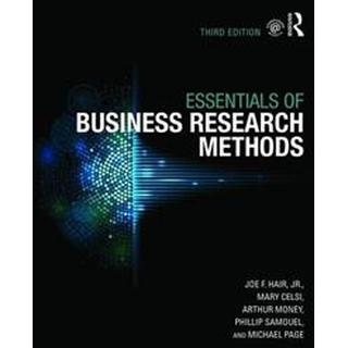 The Essentials of Business Research Methods (Häftad, 2015)
