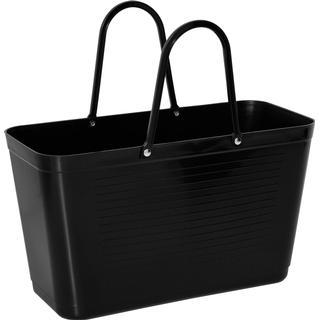 Hinza Shopping Bag Large - Black