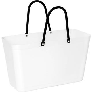Hinza Shopping Bag Large - White