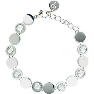 Edblad Evening Stainless Steel Bracelet w. Cubic Zirconia (106481)