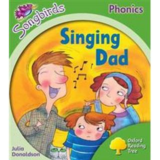 Oxford Reading Tree Songbirds Phonics: Level 2: Singing Dad (Häftad, 2012)