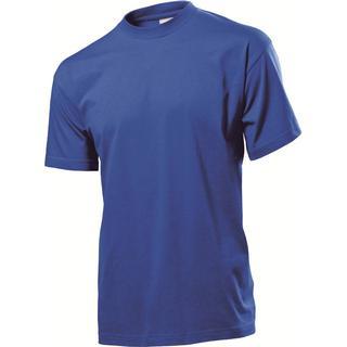 Stedman Classic Crew Neck T-shirt- Bright Royal