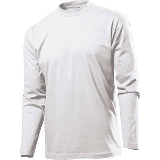 Stedman Classic Long Sleeves - White