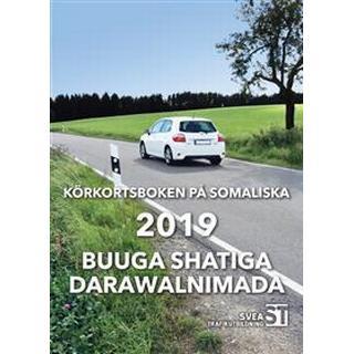 Körkortsboken på Somaliska 2019 (Häftad)