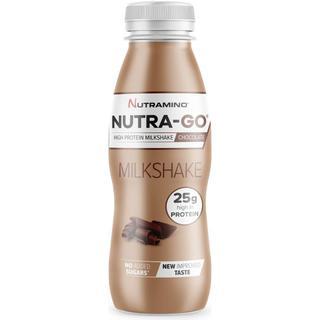 Nutramino Nutra-Go Protein Milkshake Chocolate 330ml 12 st