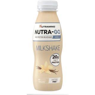 Nutramino Nutra-Go Protein Milkshake Vanilla 330ml 12 st