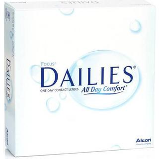 Alcon Focus DAILIES All Day Comfort 90-pack