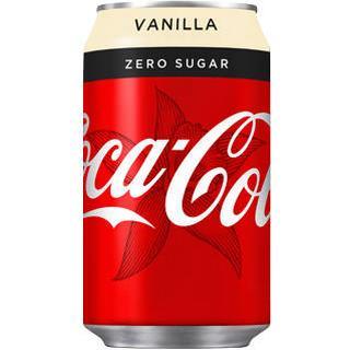 Coca-Cola Zero Sugar Vanilla 20x33cl