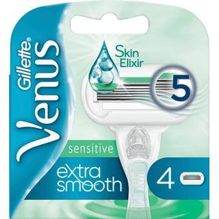 Gillette Venus Extra Smooth Sensitive 4-pack