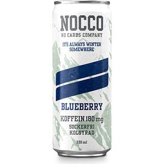 Nocco BCAA Blueberry Winter Edition 330ml 1 st