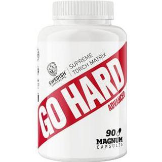 Swedish Supplements Go Hard Advanced 90 st