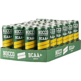 Nocco BCAA+ Citrus/Fläder 330ml 24 st