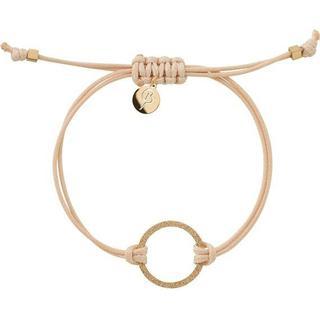 Edblad Circle Cord Stainless Steel Bracelet (109558)