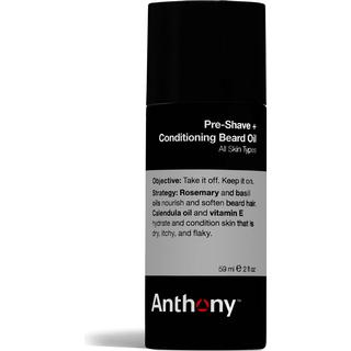 Anthony Pre-Shave + Conditioning Beard Oil 59ml