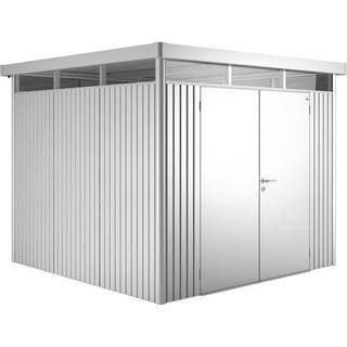 Biohort HighLine H4 Double Door (Byggnadsarea 7.56 m²)
