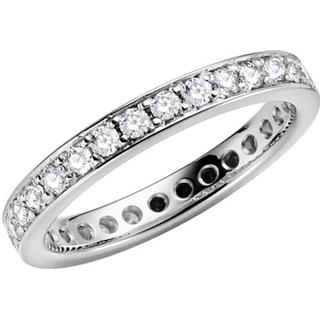 Schalins Norrsken Spectra 3 White Gold Ring w. Diamond