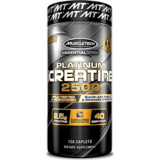 Muscletech Platinum 100% Creatine 2500 120 st