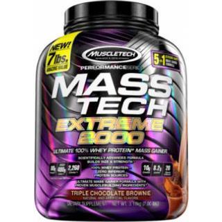 Muscletech Mass-Tech Extreme 2000 Vanilla 3180g