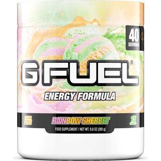 G Fuel Energy Formula Rainbow Sherbet Tub 280g