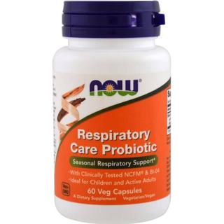 Now Foods Respiratory Care Probiotic 60 st