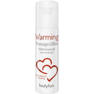Bodyfun Healthcare Warming Massage Glide 100ml