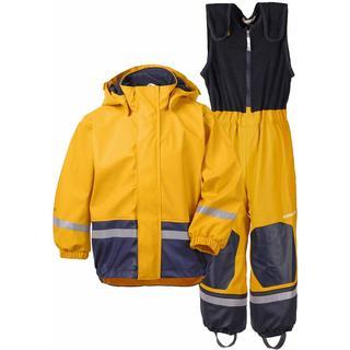 Didriksons Boardman Kid's Set - Oat Yellow (502685-321)