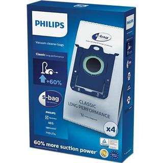 Philips S-bag FC8021/03 4-pack