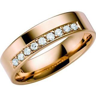 Schalins Stjärnfall Vega Gold Ring w. Diamond