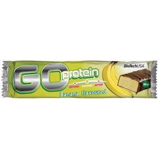 BioTechUSA Go Protein Bar Banana 80g 1 st