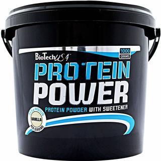 BioTechUSA Protein Power Vanilla 4kg