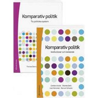 Komparativ politik - paket - (Häftad)