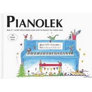 Pianolek bok 2, släpp spelglädjen loss och ta pianot till nästa nivå (Inbunden)