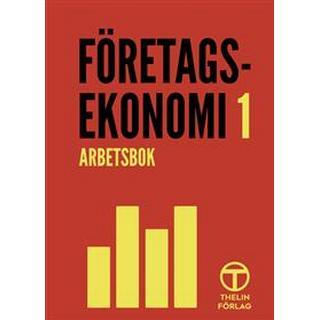 Företagsekonomi 1 - Arbetsbok (Spiral)