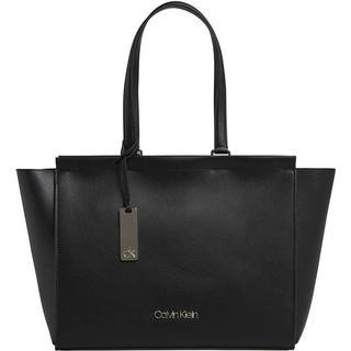Calvin Klein Enfold Shoulder Bag - Black