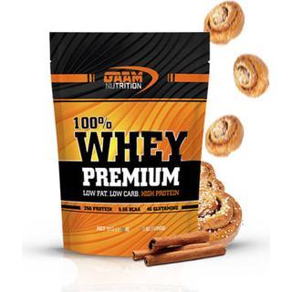 GAAM Nutrition 100% Whey Premium Cinnamon Bun 1kg