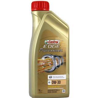 Castrol Edge Professional Titanium FST A5 0W-30 1L Motorolja