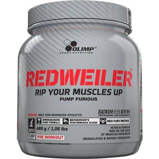 Olimp Sports Nutrition Redweiler Red Punch 480g