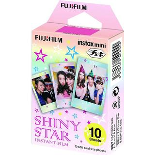 Fujifilm Instax Mini Film Shiny Star 10 pack
