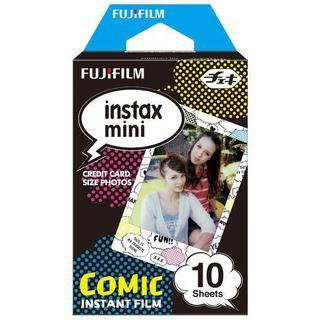 Fujifilm Instax Mini Film Comic 10 pack