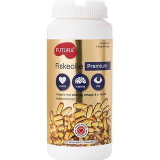 Futura Fish Oil Premium 140 st