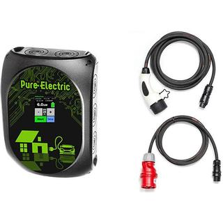 Pure Electric Accelev V2 24A 6kW Type 2