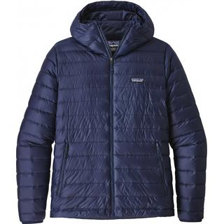Patagonia Down Sweater Hoody Jacket - Classic Navy
