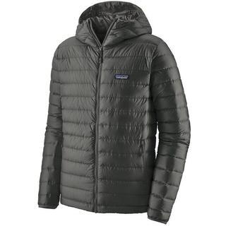 Patagonia Down Sweater Hoody Jacket - Forge Grey