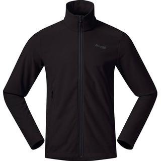 Bergans Finnsnes Fleece Jacket - Black